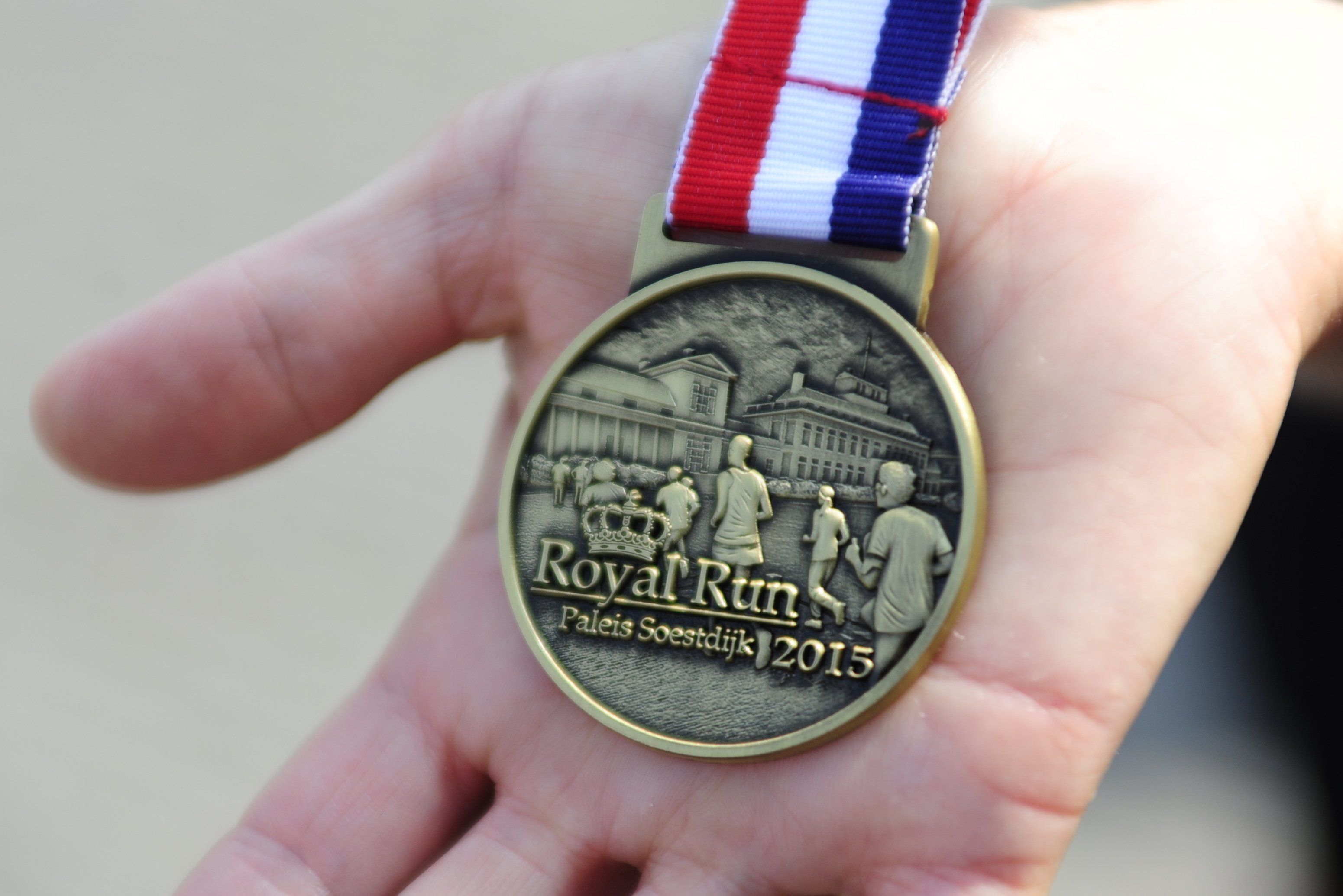 Royal Run foto's 10,5km