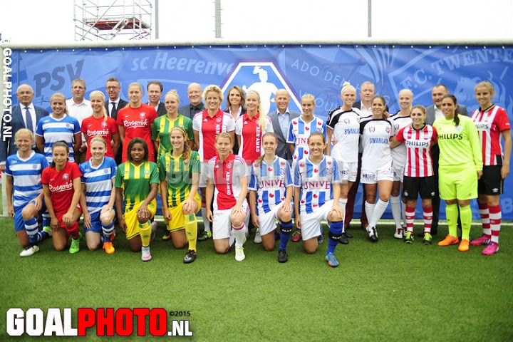 Kick off Eredivisie 2015-2016