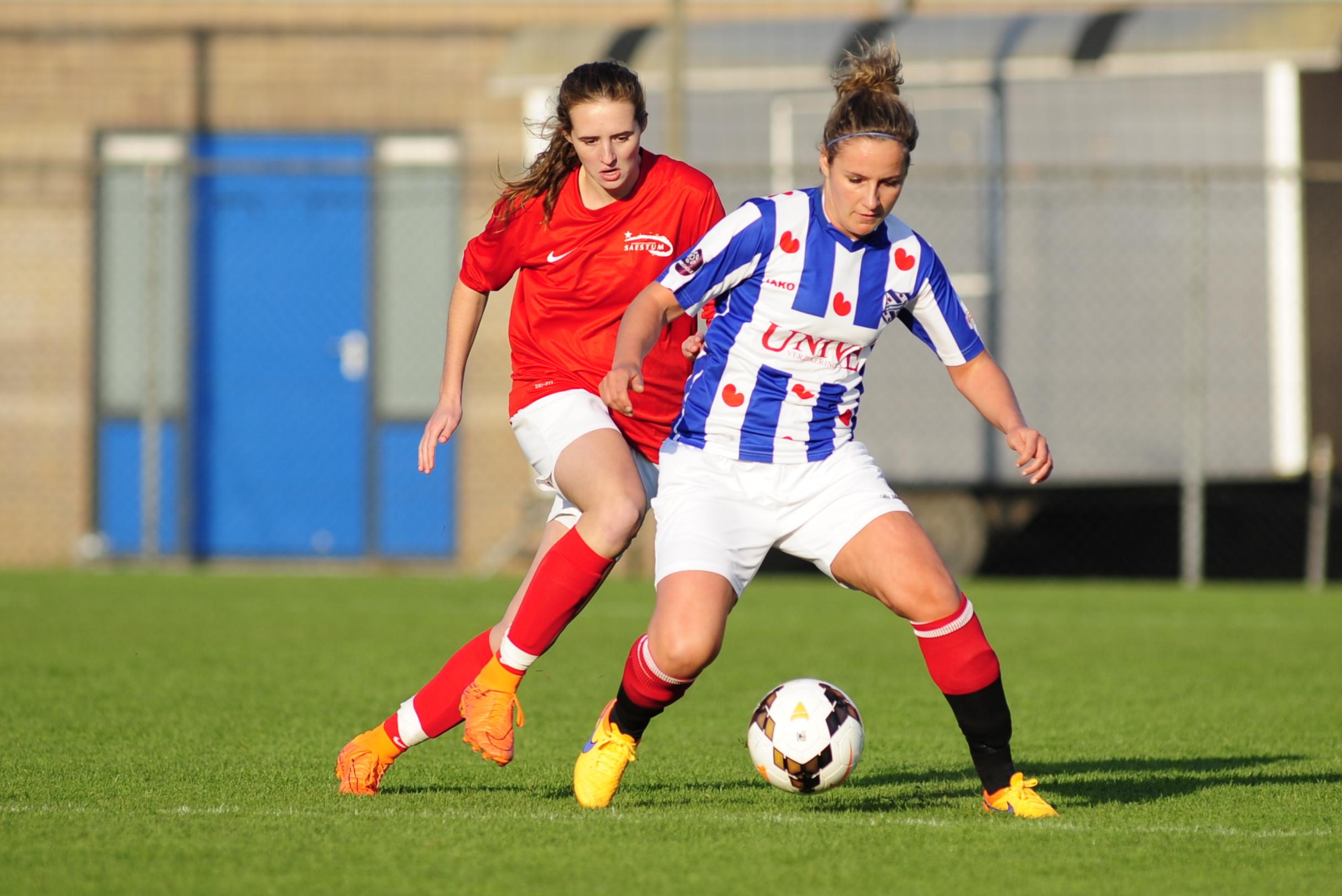 Jong Heerenveen  – Saestum I (1-1)