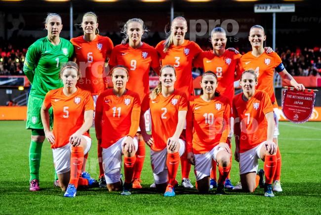 Nederland – Japan (3-1)