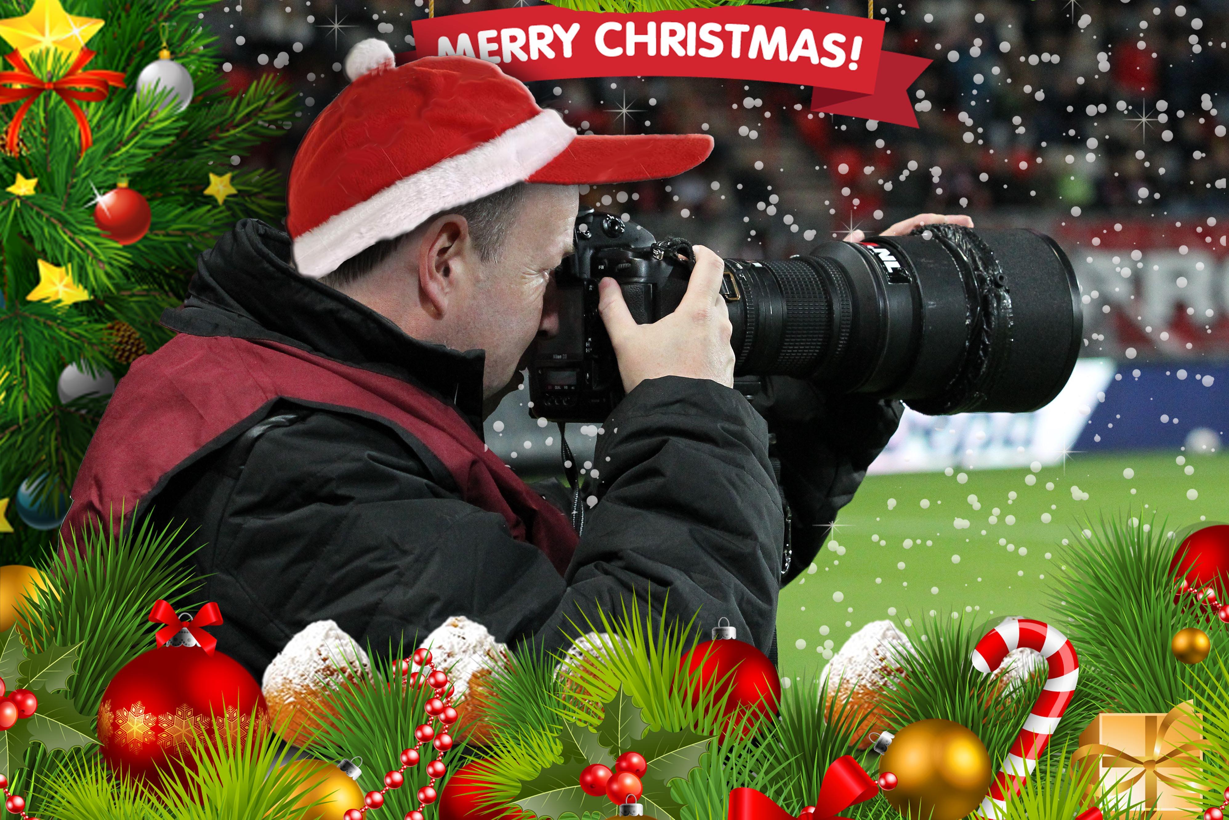 Goalphoto.nl wenst je fijne feestdagen !