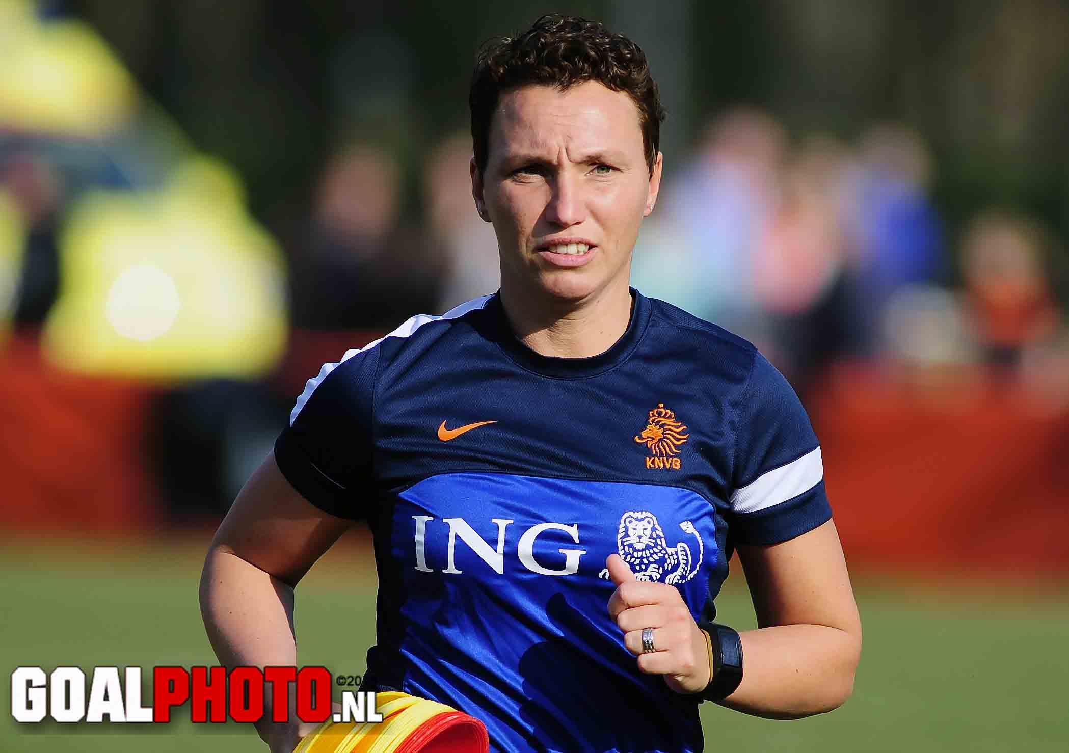 Kwalificatiewedstrijden Oranjevrouwen O19 bij FC Eibergen