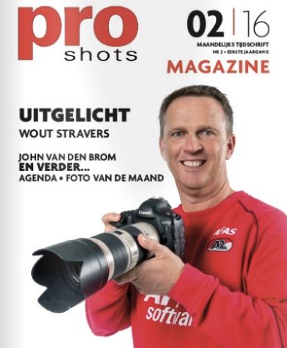 Pro Shots magazine 2
