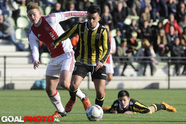 Vitesse A1 – Ajax A1