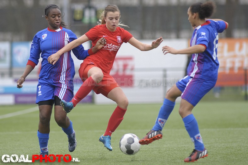 KNVB beker Buitenveldert II – FC Twente (0-8)