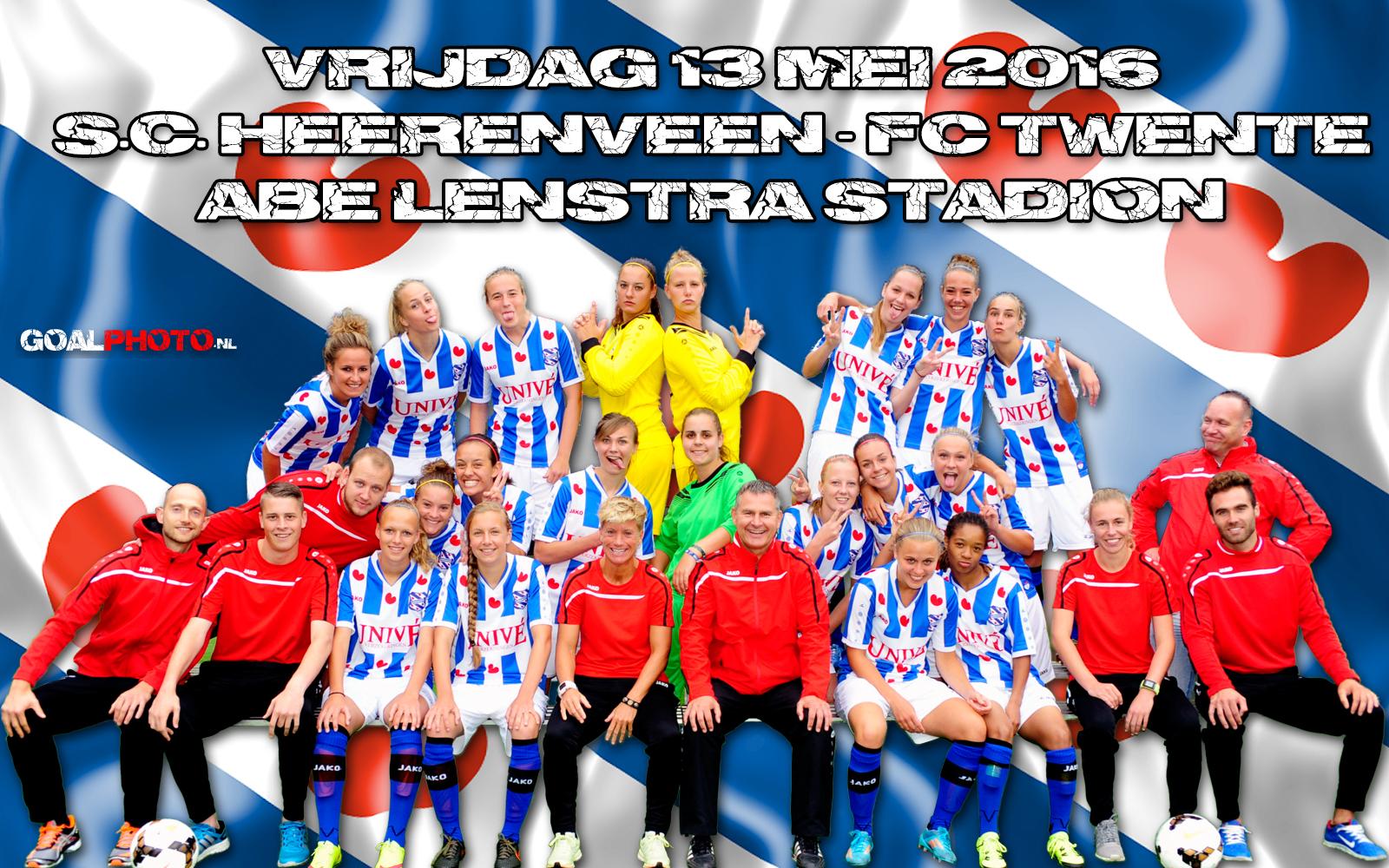 Kom ook naar Heerenveen – FC Twente !