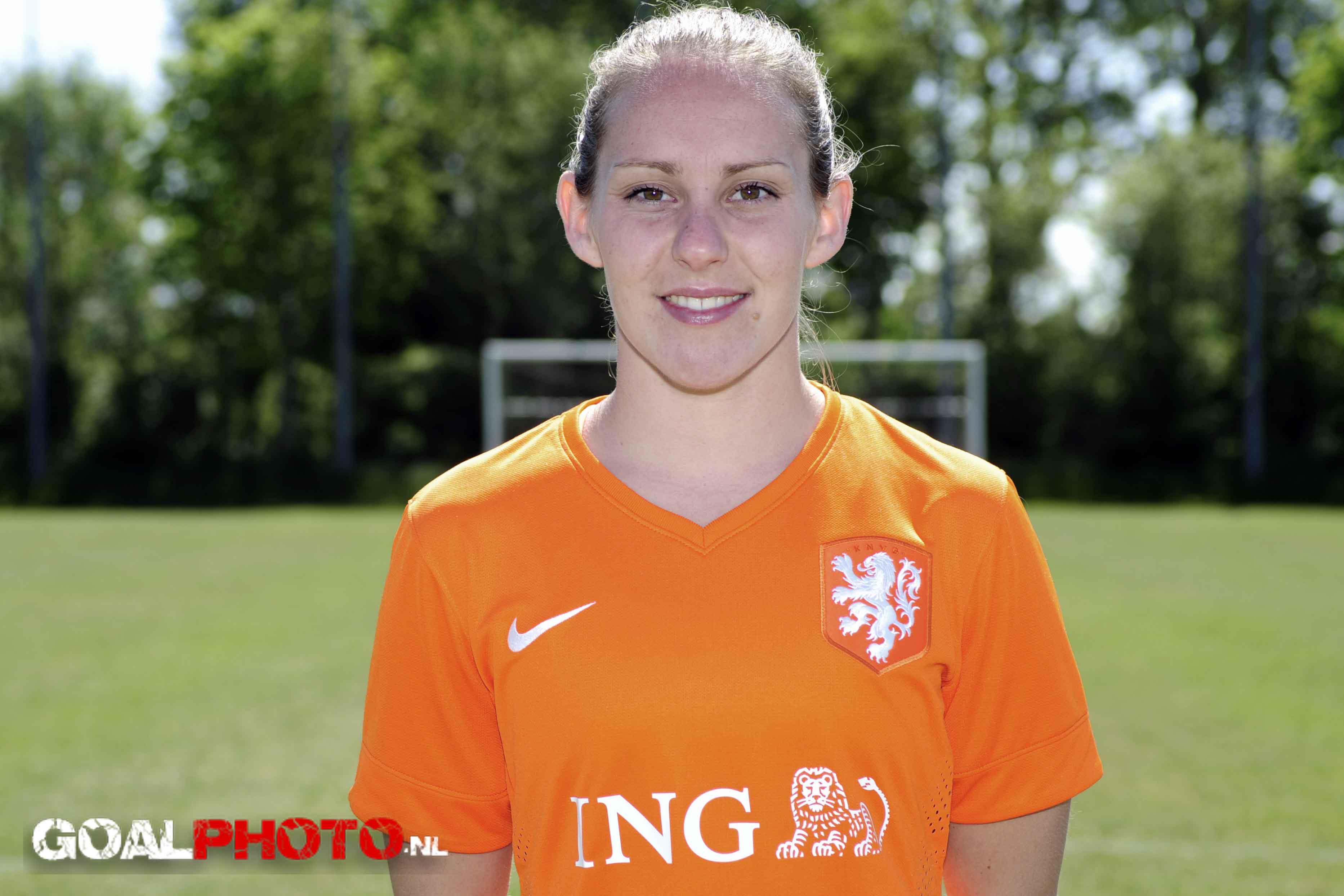 Oranje-topscorer aller tijden Manon Melis zet punt achter interlandcarrière