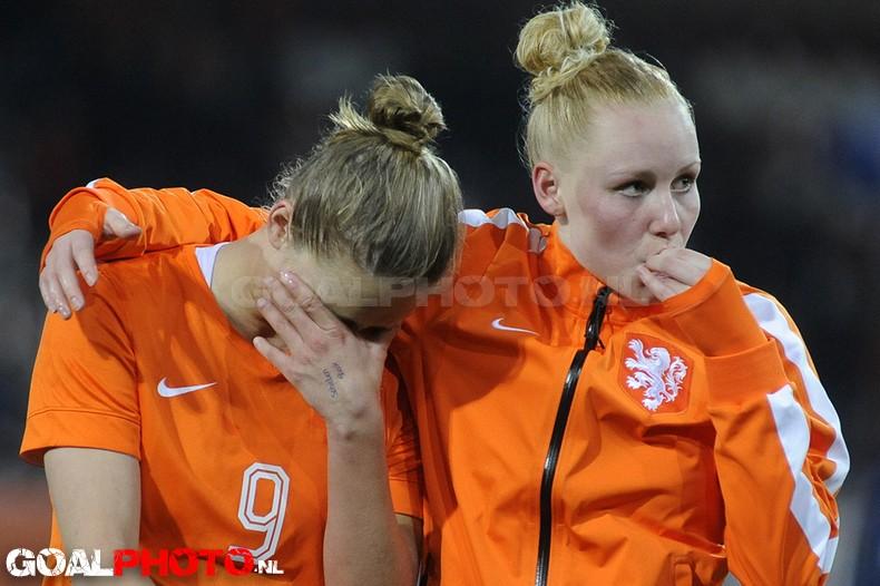 Nederland uitgeschakeld….Zweden naar Olympische spelen