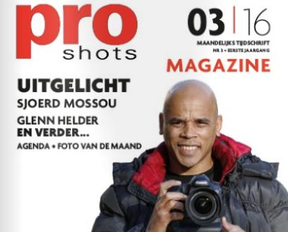Pro shots magazine 3
