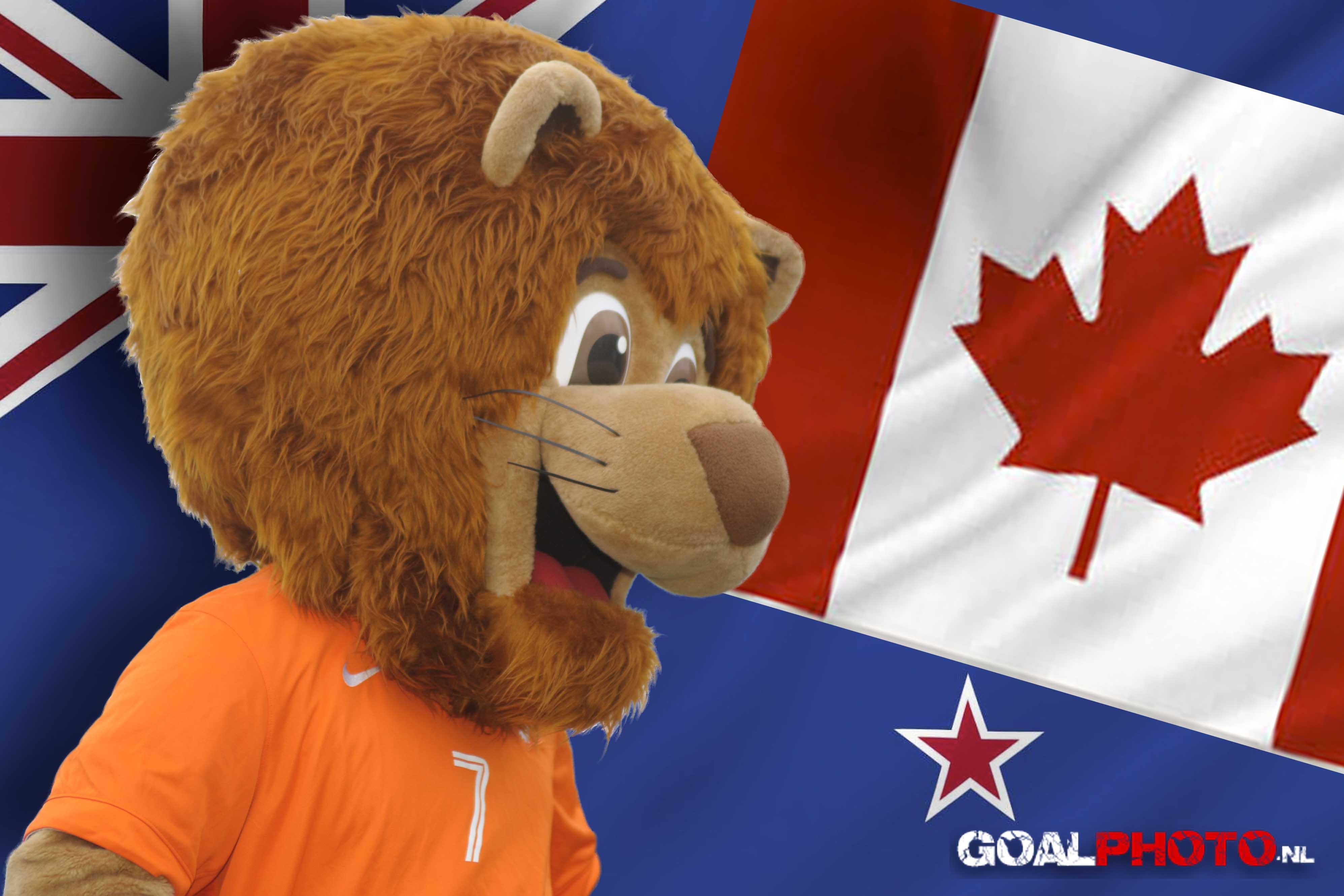 Oranjeleeuwinnen tegen Canada en Nieuw-Zeeland