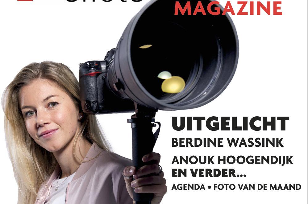 Pro Shots Magazine 4 met Anouk Hoogendijk