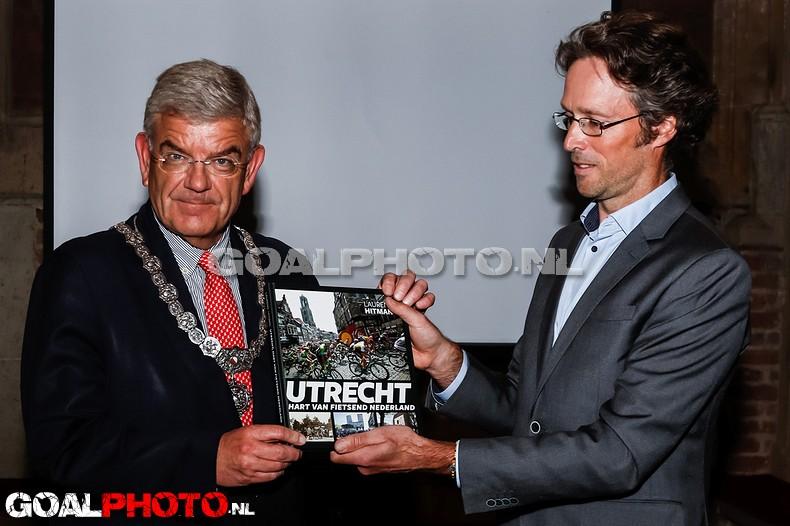 Boekpresentatie: Utrecht, Hart van fietsend Nederland