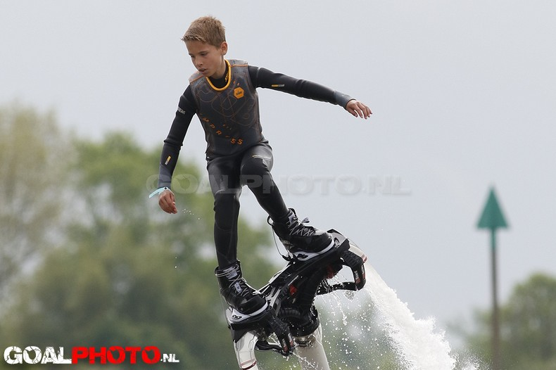 NK Flyboarden 2016 Junioren