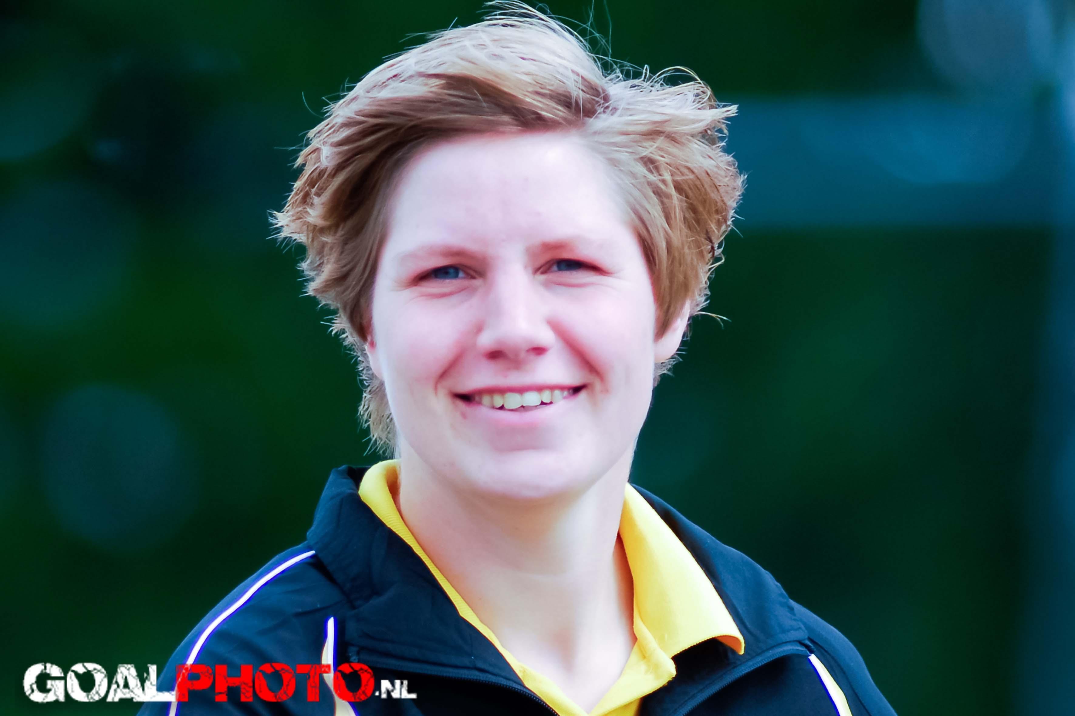 Mirella Jansen nieuwe trainer/coach Saestum vrouwen 2