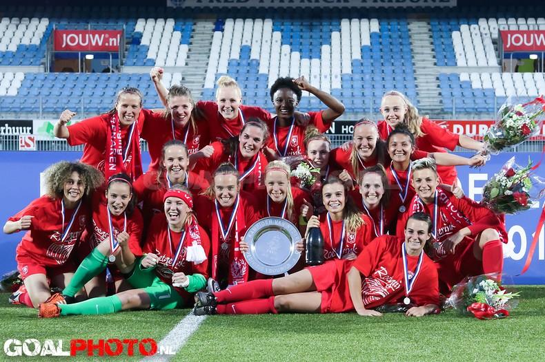 FC Twente kampioen Eredivisie 2015/2016