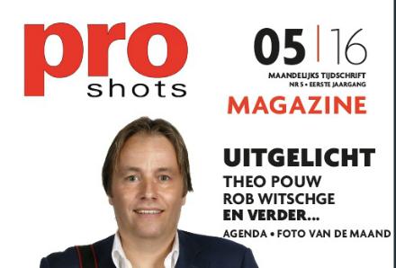 Pro Shots magazine 5