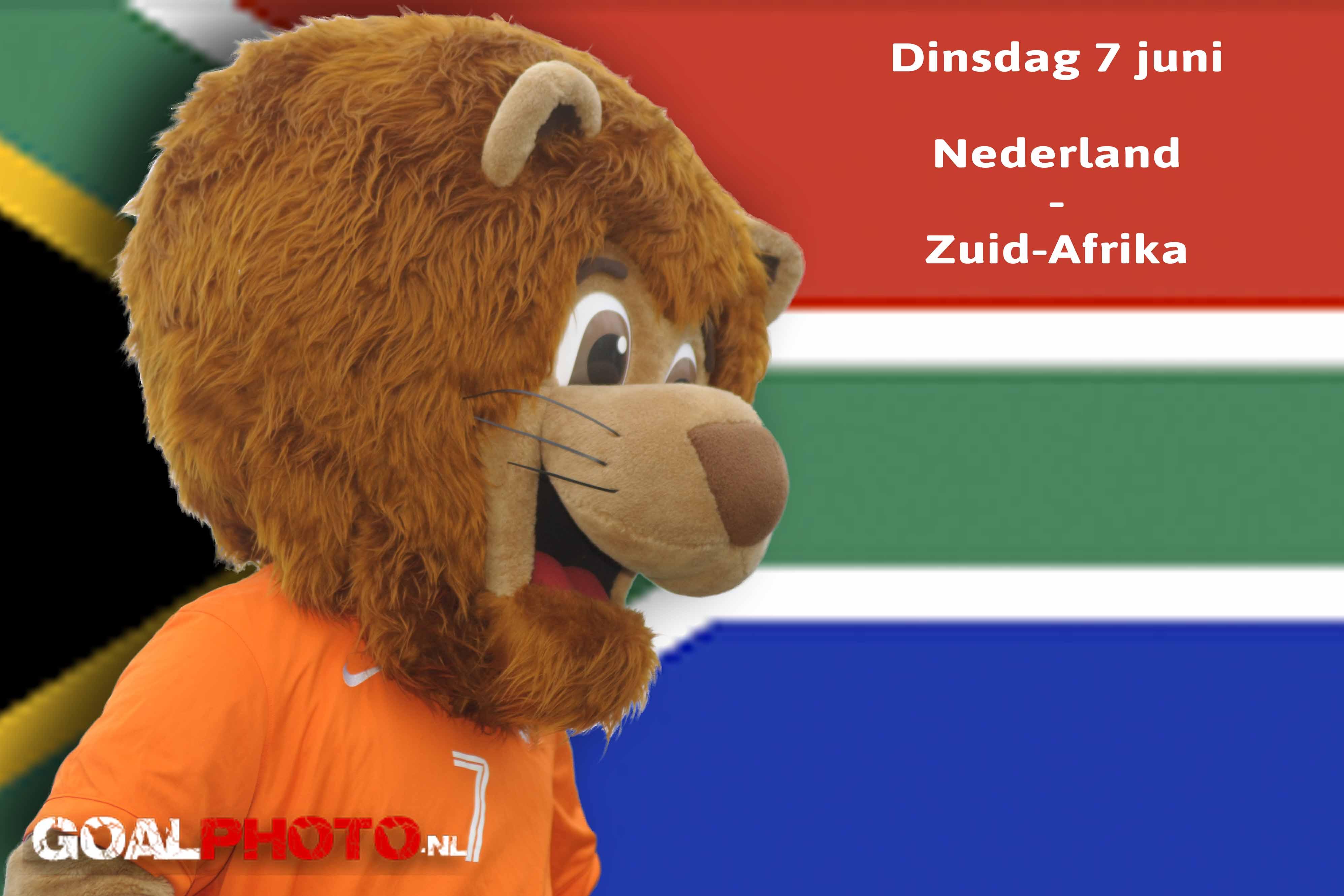 Oranjevrouwen oefenen 7 juni tegen Zuid-Afrika