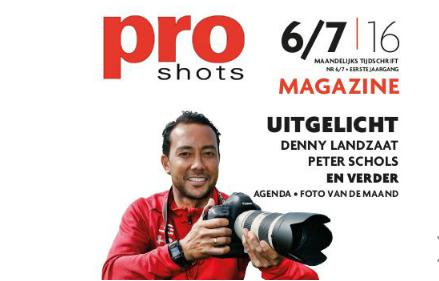 Pro shots Magazine 6/7