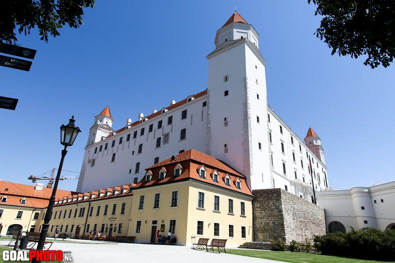 Een middagje Bratislava de foto's…