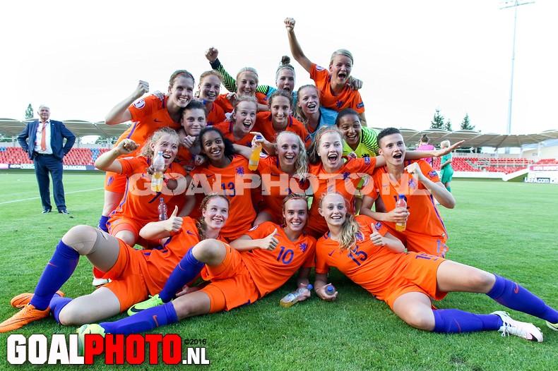 Nederland – Noorwegen (1-0)