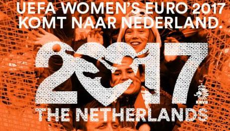 Loting EK vrouwenvoetbal 2017 in Rotterdam