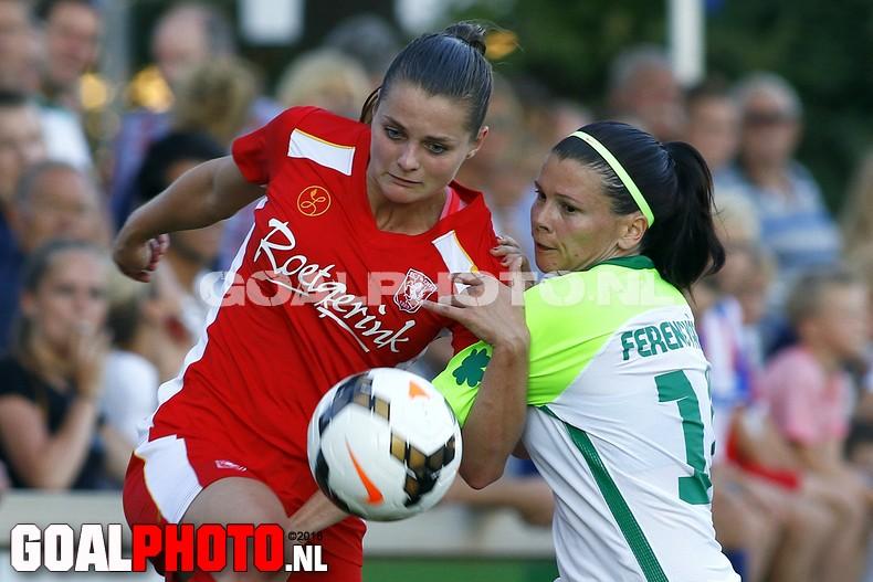 FC Twente – Ferencvaros (2-1)