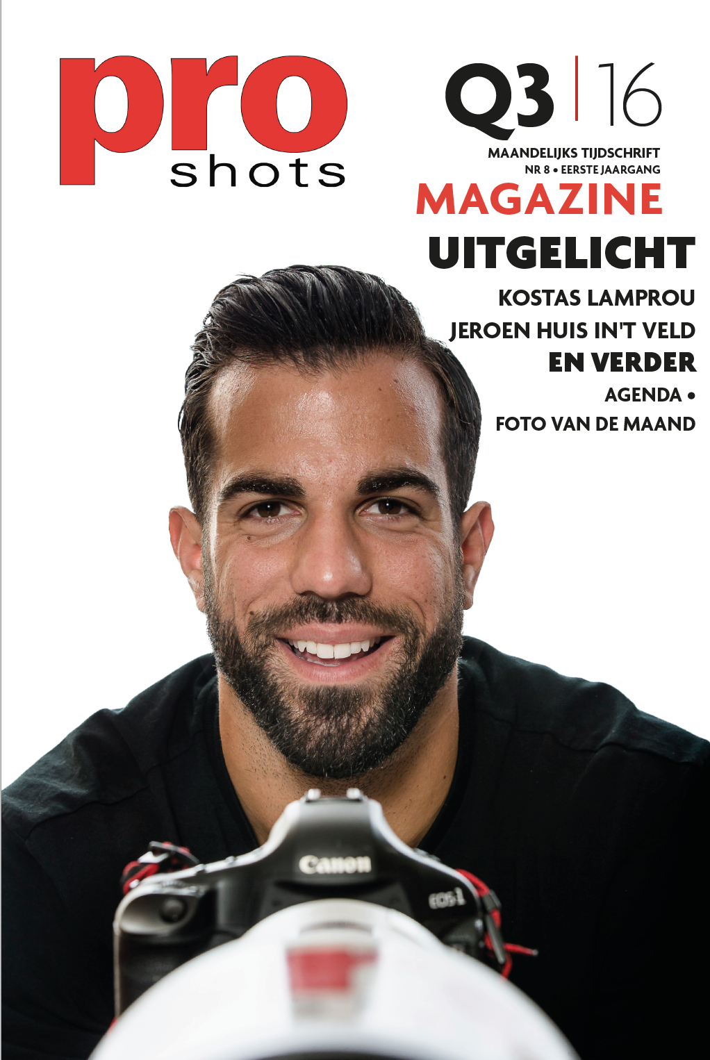 Pro Shots magazine 8