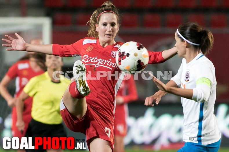 FC Twente – Sparta Praag (2-0)