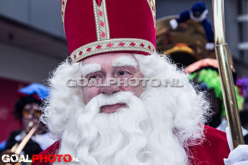 Sinterklaas op Cityplaza Nieuwegein