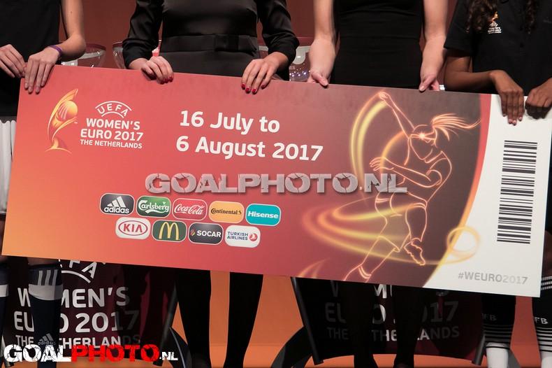 Kaartverkoop UEFA Women's EURO gestart
