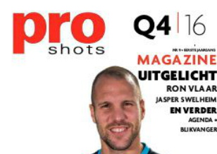 Pro Shots Magazine Q4/2016