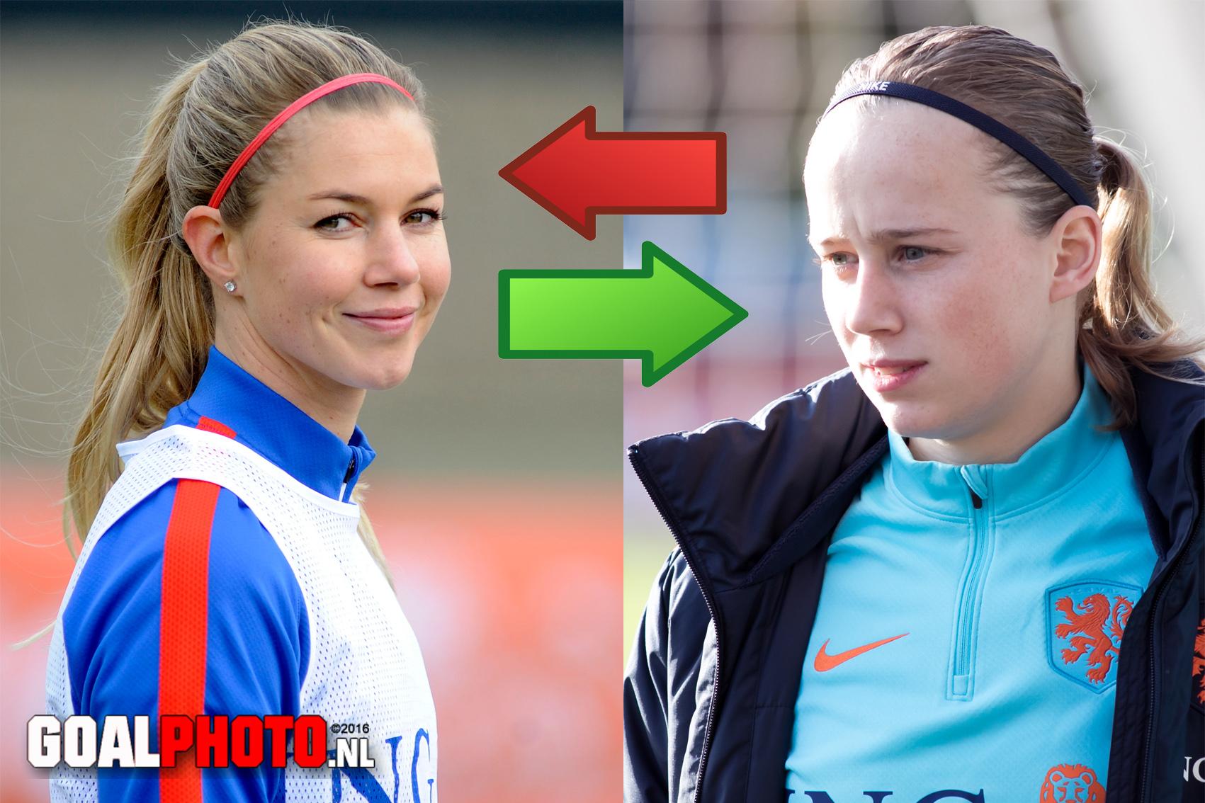 Hendriks verlaat trainingskamp Oranje, Van der Laan voegt Hoogendijk toe aan selectie