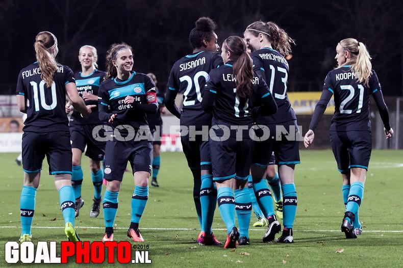 Telstar – PSV (1-3)