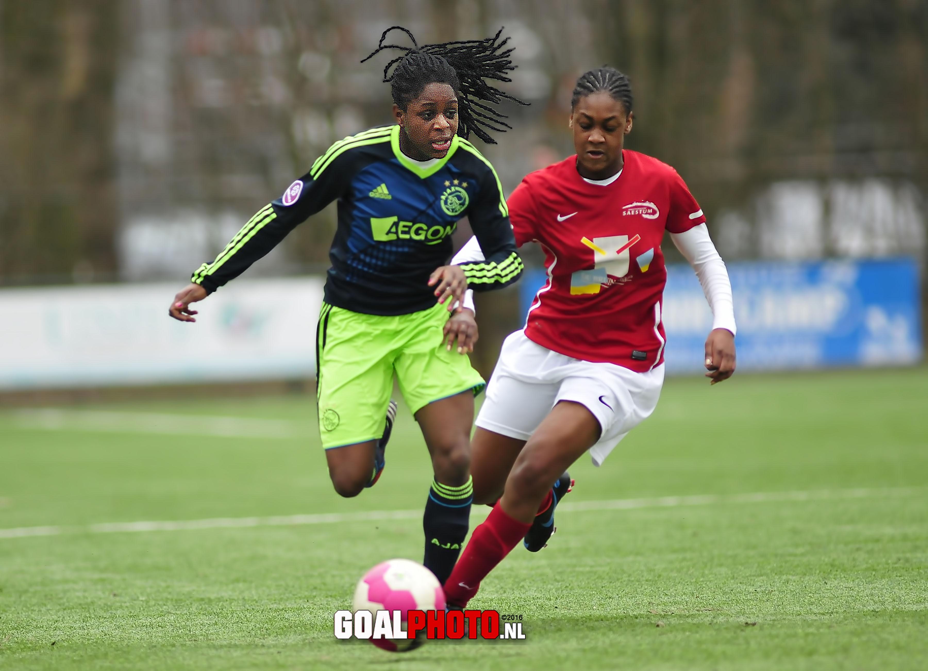 Loting KNVB Beker : Saestum – Ajax