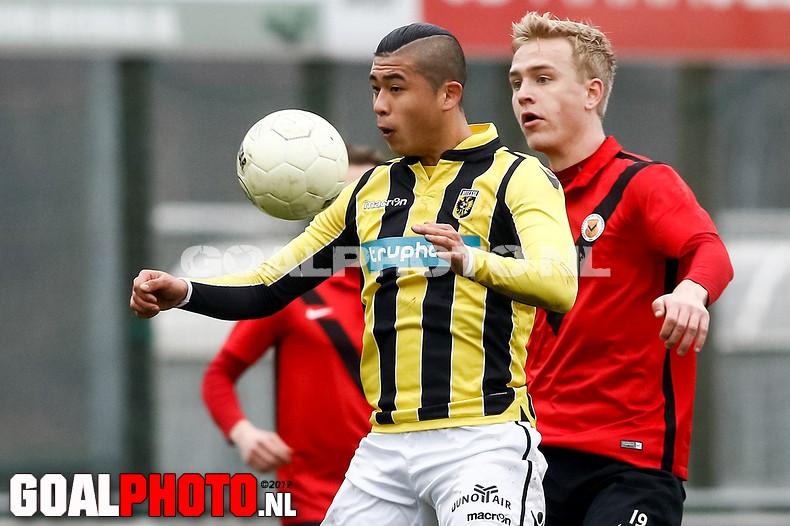 AFC – Jong Vitesse (2-6)