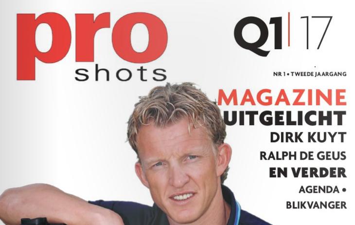Pro Shots Magazine Q1