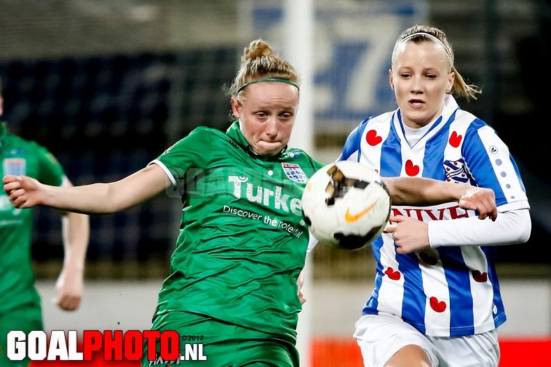 Heerenveen – PEC Zwolle (4-0)