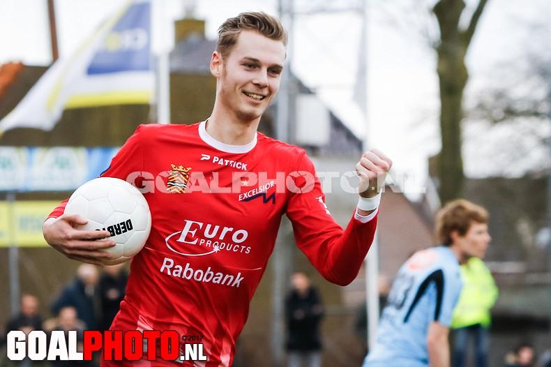 Spakenburg pakt eerste overwinning in 2017
