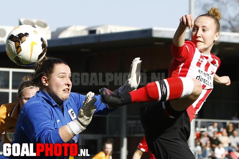 PSV – Achilles'29 (KNVB beker) 2-0