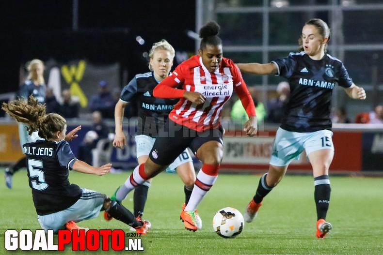 Eerste seizoensnederlaag Ajax