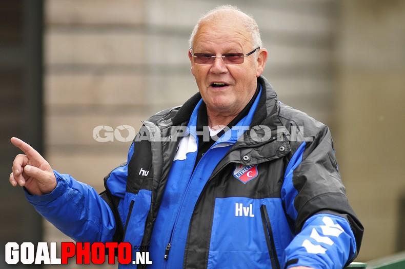 Hennie van Laaren, 75 jaar jong en FC Utrecht Vrouwen-icoon