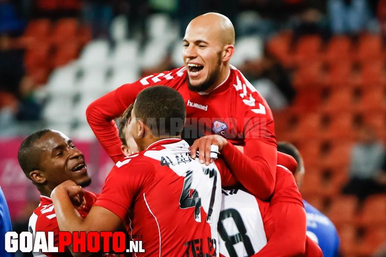 Jong FC Utrecht droogt voor eigen publiek FC Den Bosch af