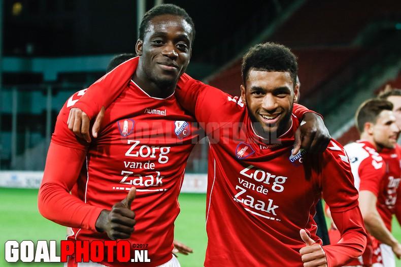 Jong FC Utrecht speelt ook komend seizoen Jupiler League