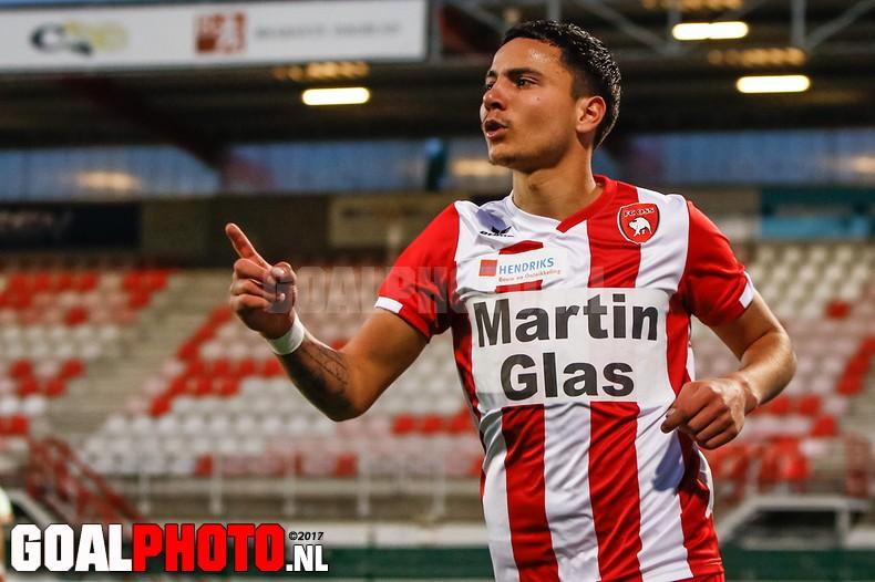 Sterk FC Oss wint van Jong PSV