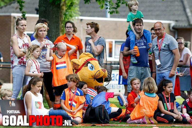 WEURO2017 voetbalfestival Utrecht