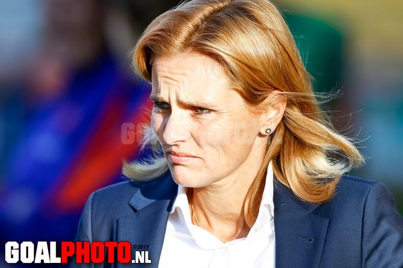 Wiegman kiest Oranje-selectie voor WEURO 2017