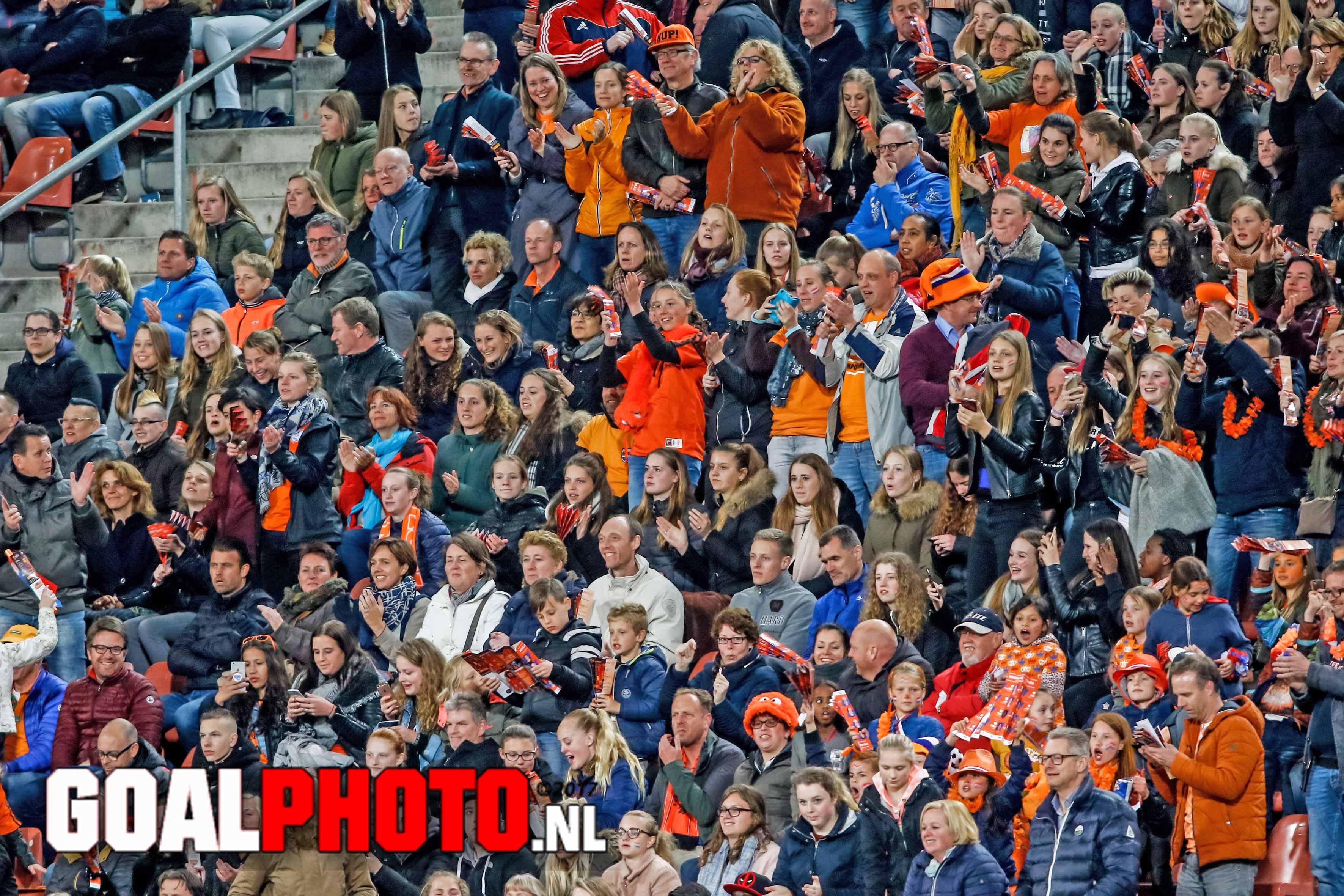 Openingswedstrijd EK vrouwen en België – Nederland uitverkocht!