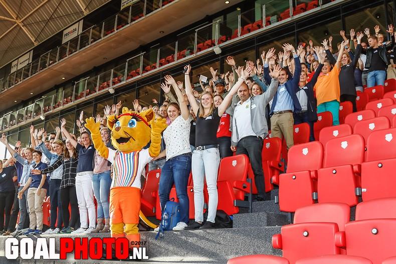 Vrijwilligers bijeenkomst Utrecht WEURO 2017