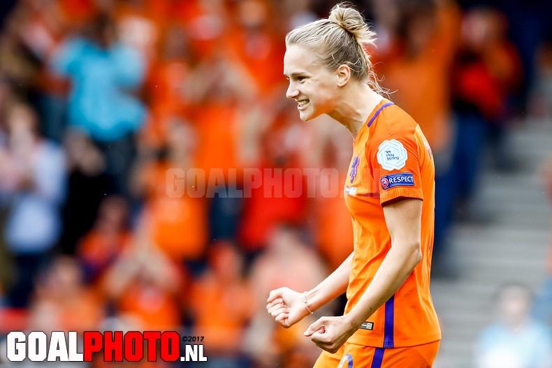 Oranje in halve finales EK na zege op Zweden