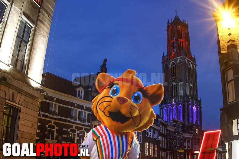 Utrecht kleurt oranje voor EK